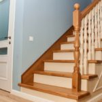 Типы деревянных лестниц на второй этаж