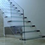 Стеклянные лестницы. Купить.
