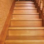 Ступени деревянные для лестниц