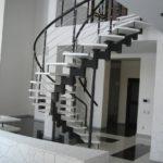 Модульные лестницы на второйэтаж